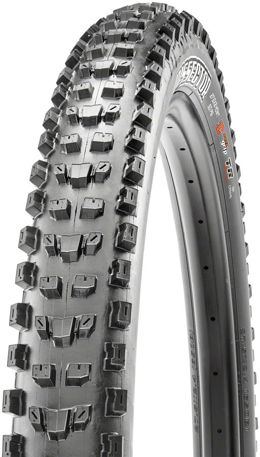 Maxxis Dissector Tire - 29 x 2.4, Tubeless, Folding, Black, 3C MaxxTerra, EXO, Wide Trail