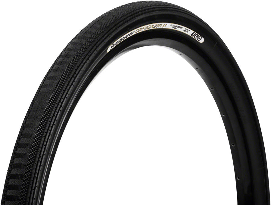 Panaracer GravelKing SS Plus Tire - 650 x 48, Tubeless, Folding, Black, ProTite Protection MPN: RF650B48-GK-SS-P-B Tires GravelKing SS Plus Tire