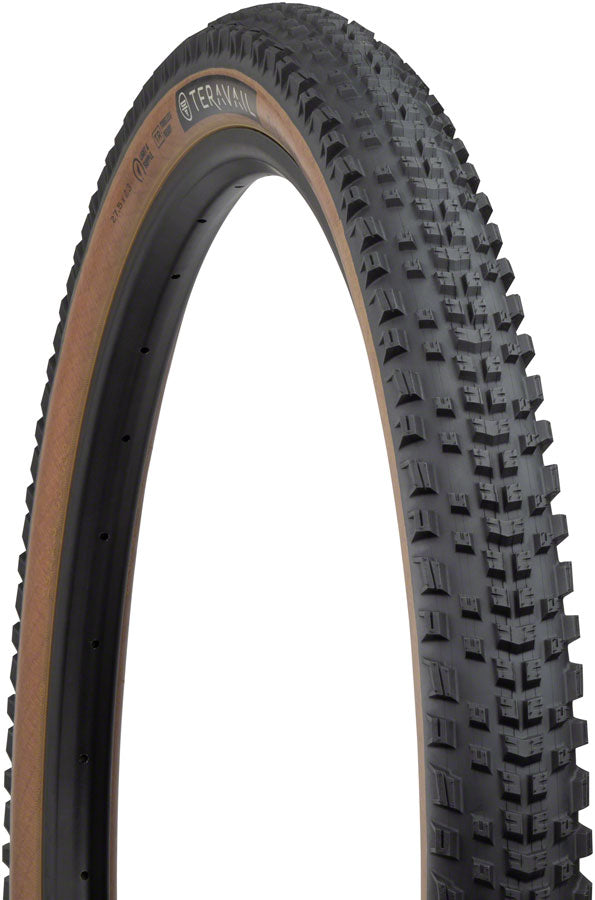 Teravail Ehline Tire - 29 x 2.3, Tubeless, Folding, Tan, Light and Supple
