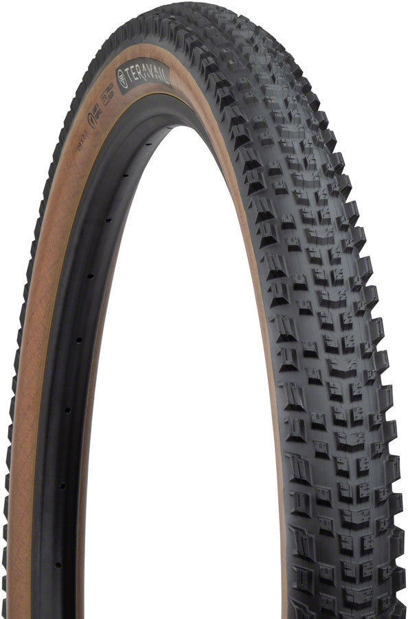 Teravail Ehline Tire - 29 x 2.5, Tubeless, Folding, Tan, Light and Supple