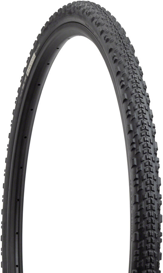 Teravail Rutland Tire - 700 x 38, Tubeless, Folding, Black, Durable