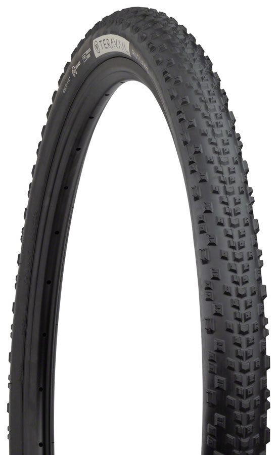 Teravail Rutland Tire - 650b x 47, Tubeless, Folding, Black, Light and Supple