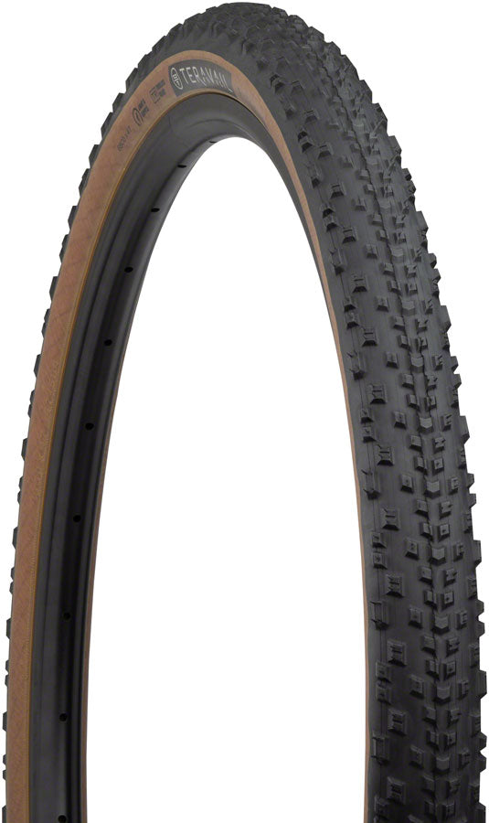 Teravail Rutland Tire - 650b x 47, Tubeless, Folding, Tan, Light and Supple