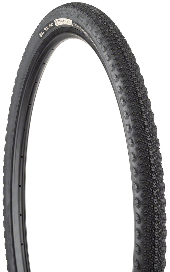Teravail Cannonball Tire - 700 x 47, Tubeless, Folding, Black, Light and Supple MPN: 19-000148 UPC: 708752329584 Tires Cannonball Tire