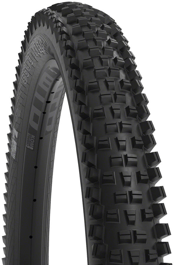 WTB Trail Boss Tire - 27.5 x 2.6, TCS Tubeless, Folding, Black, Light, Fast Rolling