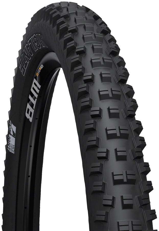 WTB Vigilante Tire - 27.5 x 2.5, TCS Tubeless, Folding, Black, Light, High Grip