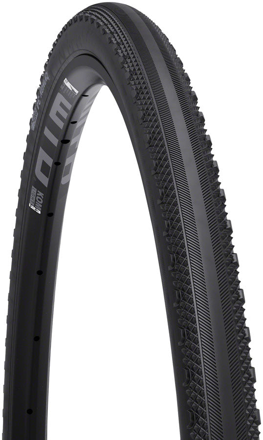 WTB Byway Tire - 700 x 34, TCS Tubeless, Folding, Black