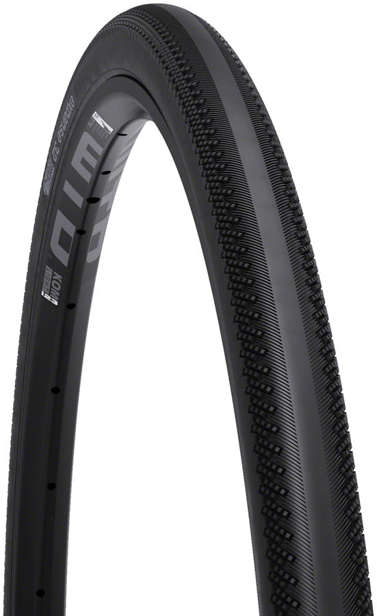 WTB Expanse Tire - 700 x 32, TCS Tubeless, Folding, Black
