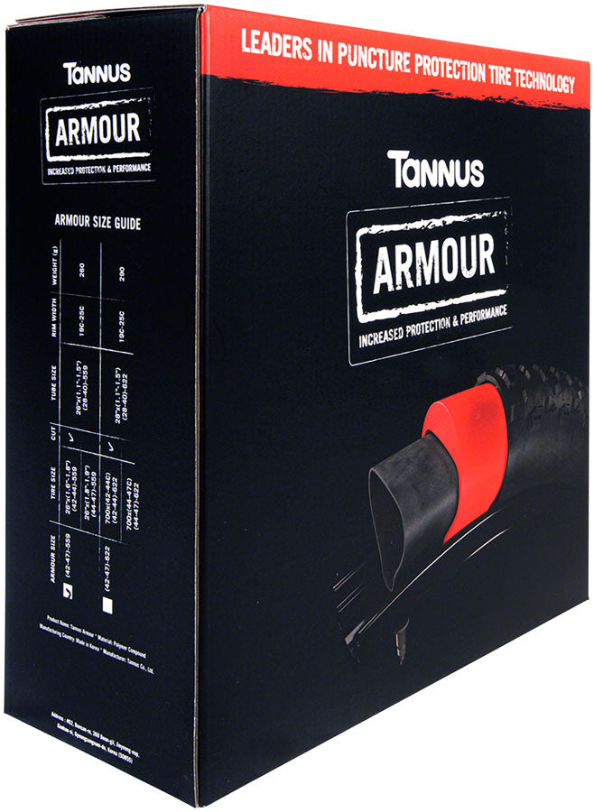 Tannus Armour Tire Insert 29 x 2.0-2.5 Single - Tire Liners - Armour Tire Insert