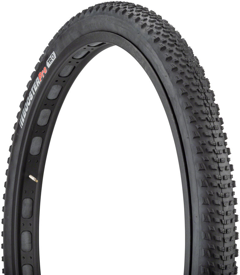 Kenda Booster Tire - 29 x 2.4 Tubeless, Folding, 120tpi, Black