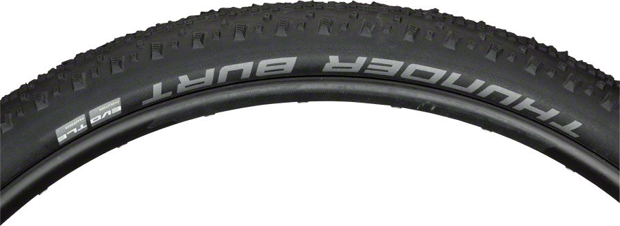 Schwalbe Thunder Burt Tire - 29 x 2.1, Clincher, Folding, Black, Evolution Line, SnakeSkin, Addix Speed