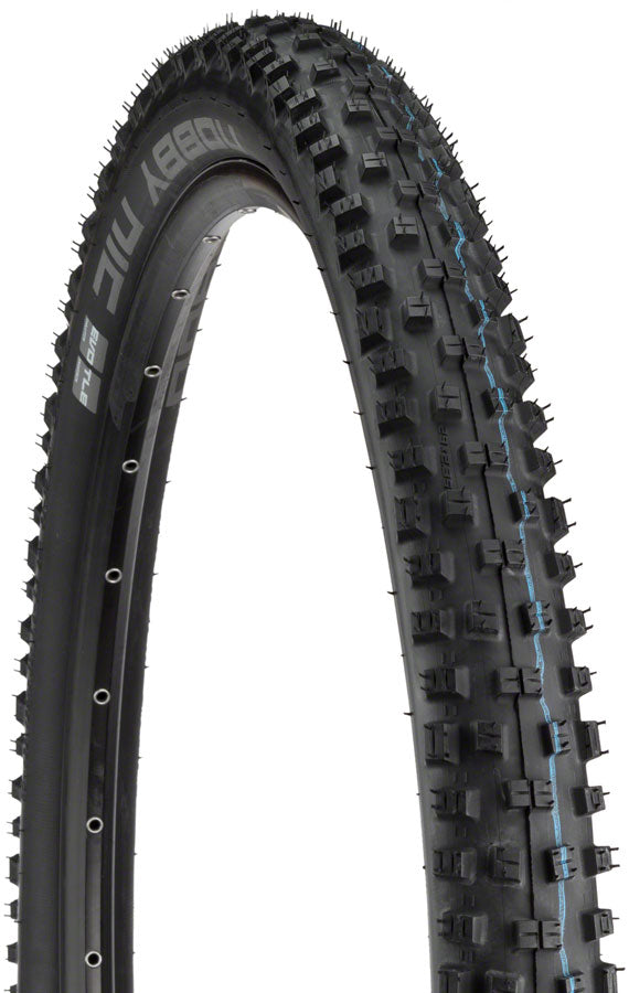 Schwalbe Nobby Nic Tire - 27.5 x 2.25, Tubeless, Folding, Black, Evolution Line, Addix Speedgrip