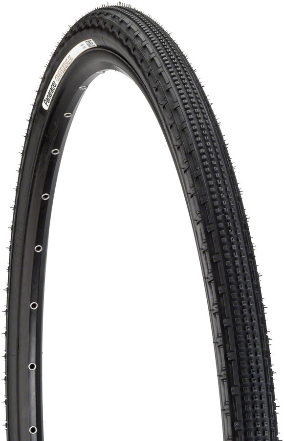 Panaracer GravelKing SK Tire - 700 x 50, Tubeless, Folding, Black