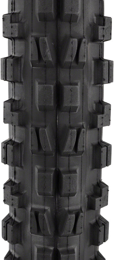 Maxxis Minion DHF Tire 27.5 x 2.50, Folding, 60tpi, Dual Compound, EXO, Tubeless Ready, Wide Trail, Black - Tire - Minion DHF WT Tire
