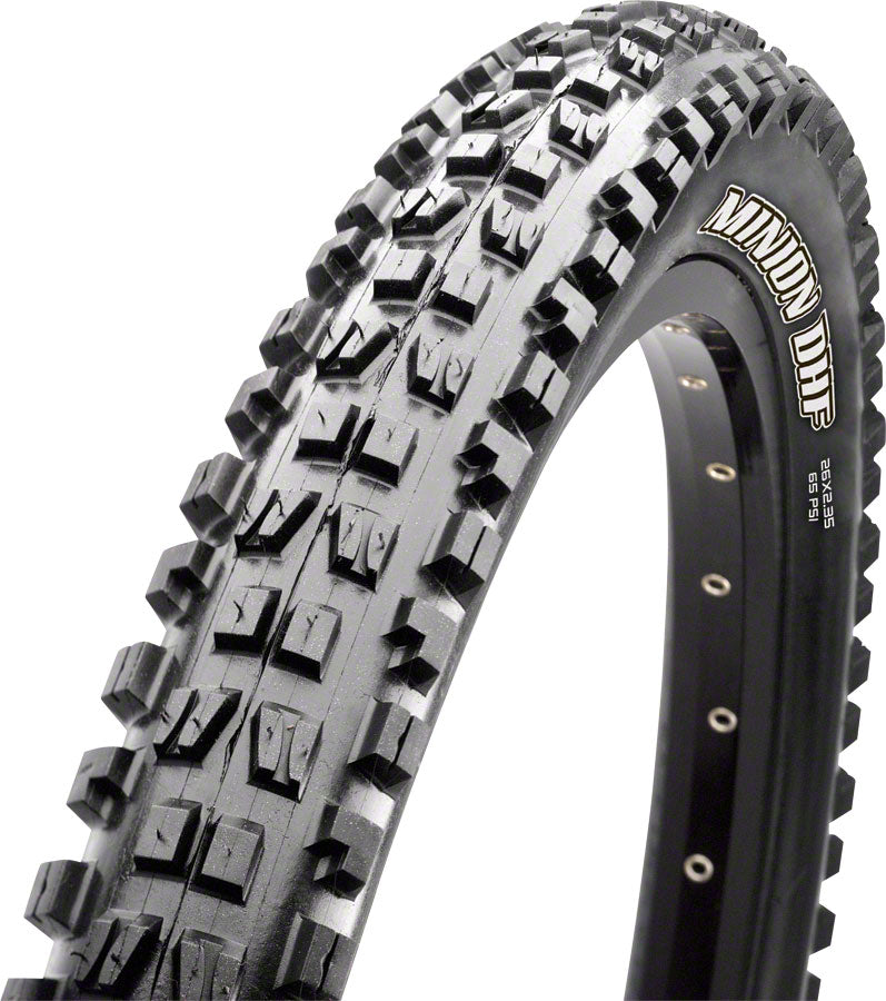 Maxxis Minion DHF WT 27.5 x 2.5, 60tpi, Triple Compound Max Grip EXO Tubeless Ready