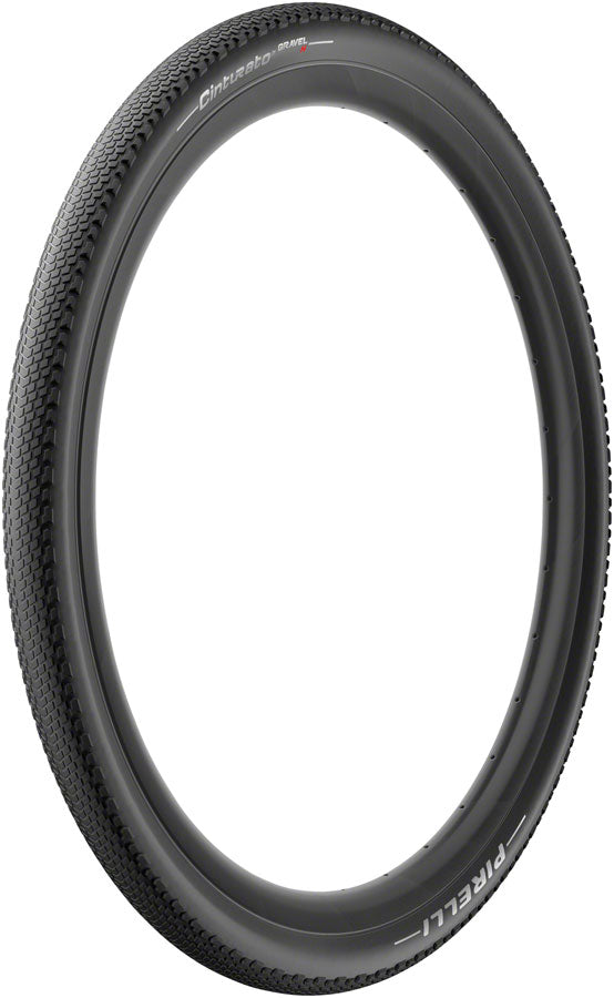 Pirelli Cinturato Gravel H Tire - 700 x 40, Tubeless, Folding, Black