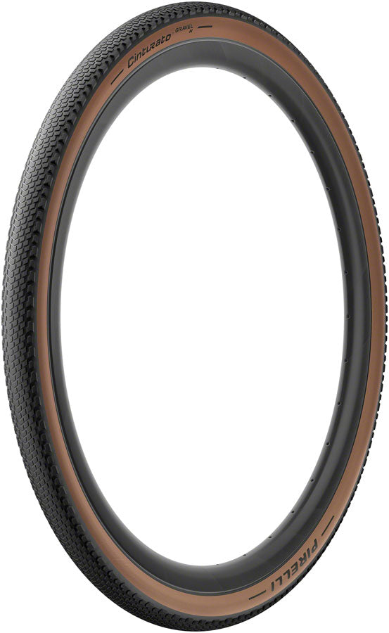 Pirelli Cinturato Gravel H Tire - 700 x 35, Tubeless, Folding, Classic Tan