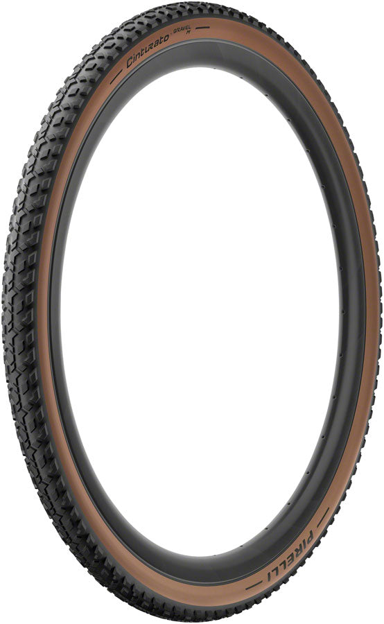 Pirelli Cinturato Gravel M Tire - 700 x 40, Tubeless, Folding, Classic Tan