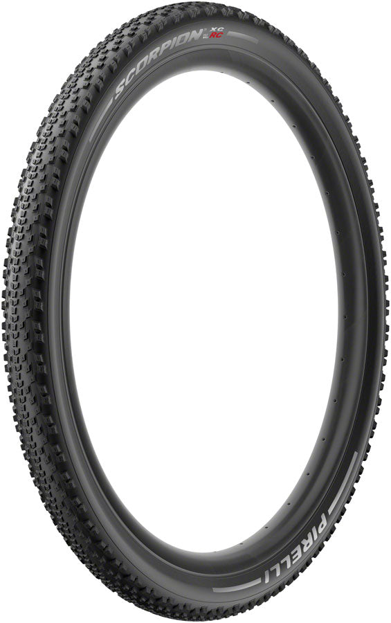 Pirelli Scorpion XC RC Tire - 29 x 2.2, Tubeless, Folding, Black