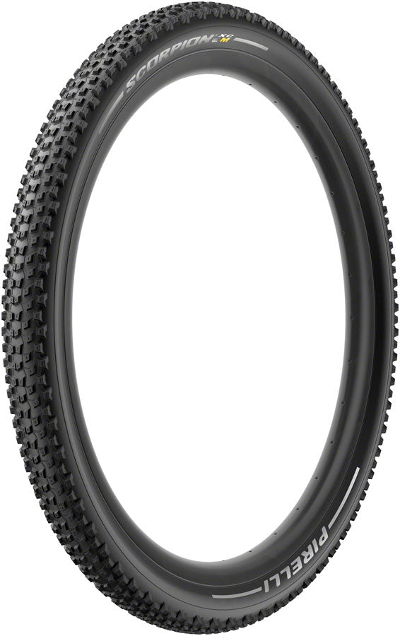 Pirelli Scorpion XC M Tire - 29 x 2.2, Tubeless, Folding, Black