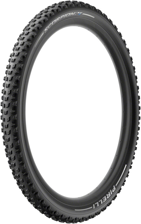 Pirelli Scorpion XC S Tire - 29 x 2.2, Tubeless, Folding, Black, Lite