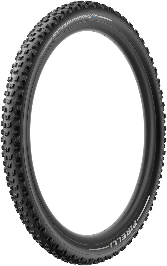 Pirelli Scorpion XC S Tire - 29 x 2.2, Tubeless, Folding, Black