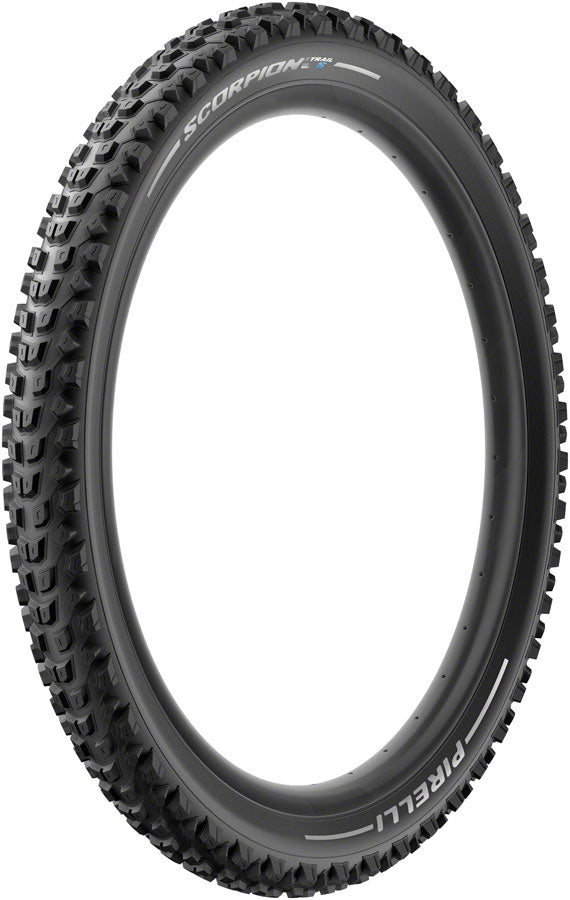 Pirelli Scorpion Trail S Tire - 27.5 x 2.4, Tubeless, Folding, Black