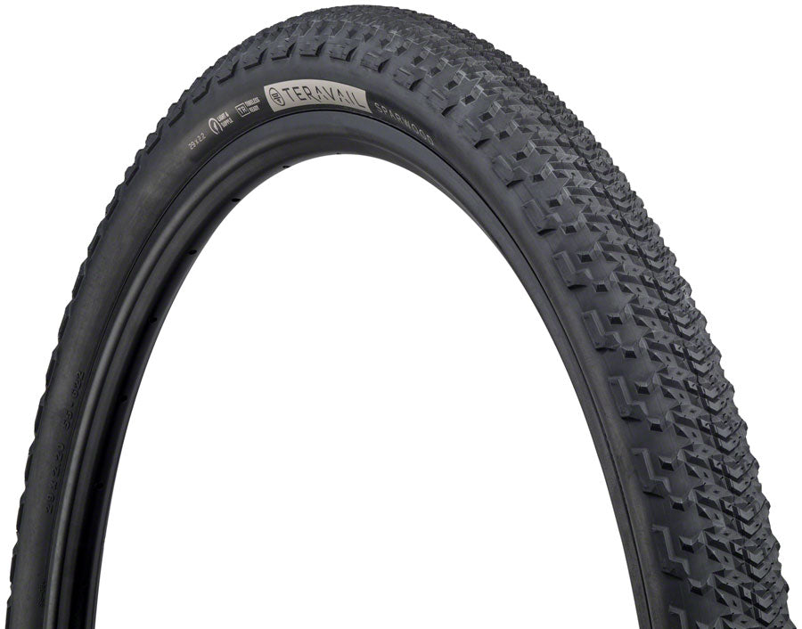 Teravail Sparwood Tire - 29 x 2.2, Tubeless, Folding, Black, Light and Supple