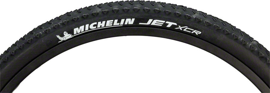 Michelin Jet XCR Tire - 29 x 2.25, Tubeless, Folding, Black, 150tpi