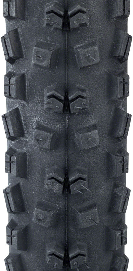 Continental Mountain King Tire - 27.5 x 2.6, Tubeless, Folding, Black, ShieldWall, PureGrip - Tires - Mountain King Tire