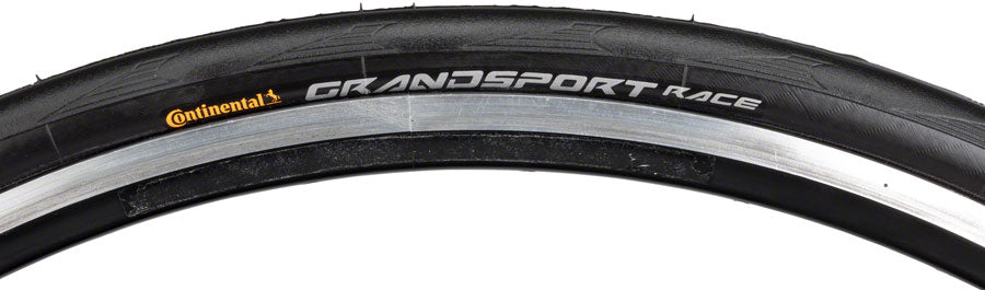 Continental Grand Sport Race Tire - 700 x 25, Clincher, Folding, Black, 180tpi MPN: C1007025 Tires Grand Sport Race Tire
