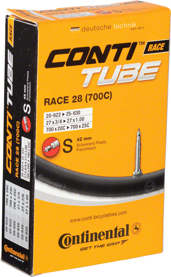 Continental 700 x 18-25mm 42mm Presta Valve Tube