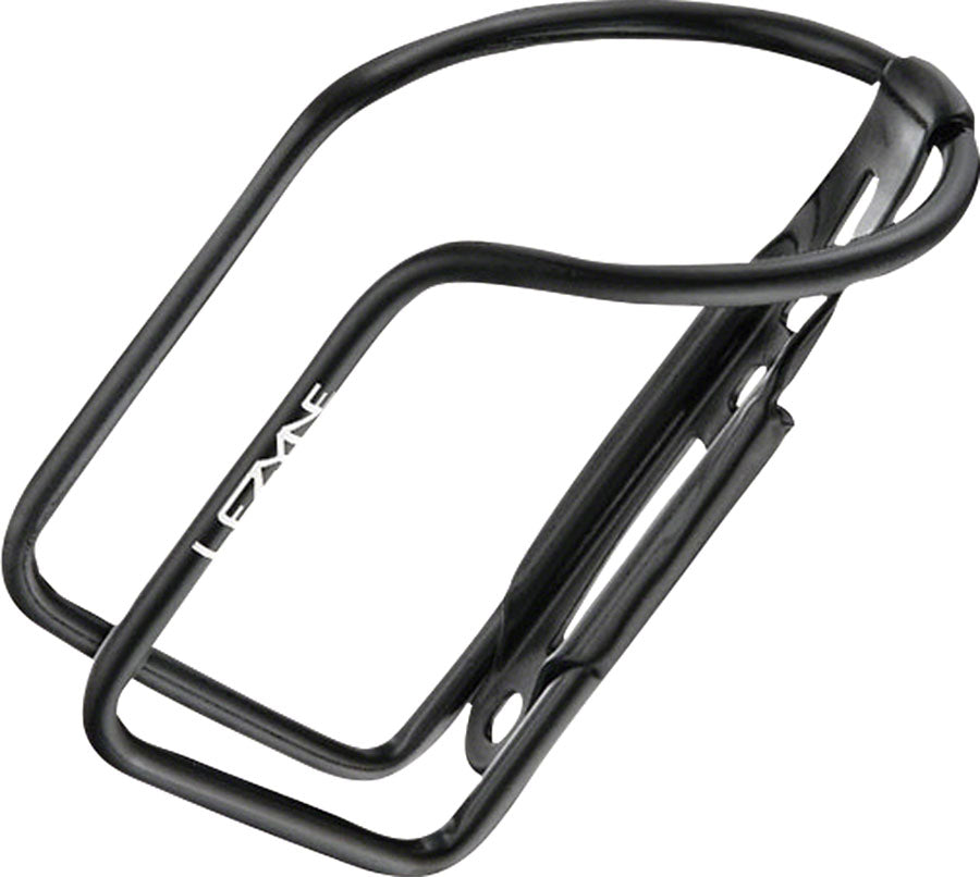 Lezyne Aluminum Power Bottle Cage: Black MPN: 1-BC-POLE-V117 Water Bottle Cage Power