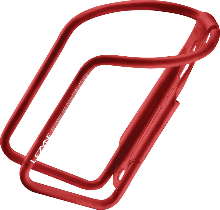 Lezyne Power Water Bottle Cage: Gloss Red MPN: 1-BC-POLE-V111 Water Bottle Cage Power