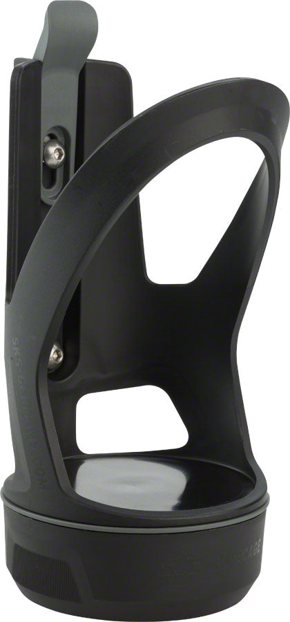 SKS Spacecage Water Bottle Cage: Black