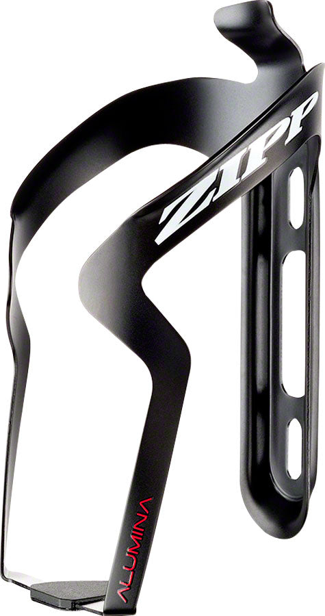Zipp Speed Weaponry Alumina Water Bottle Cage: Black
