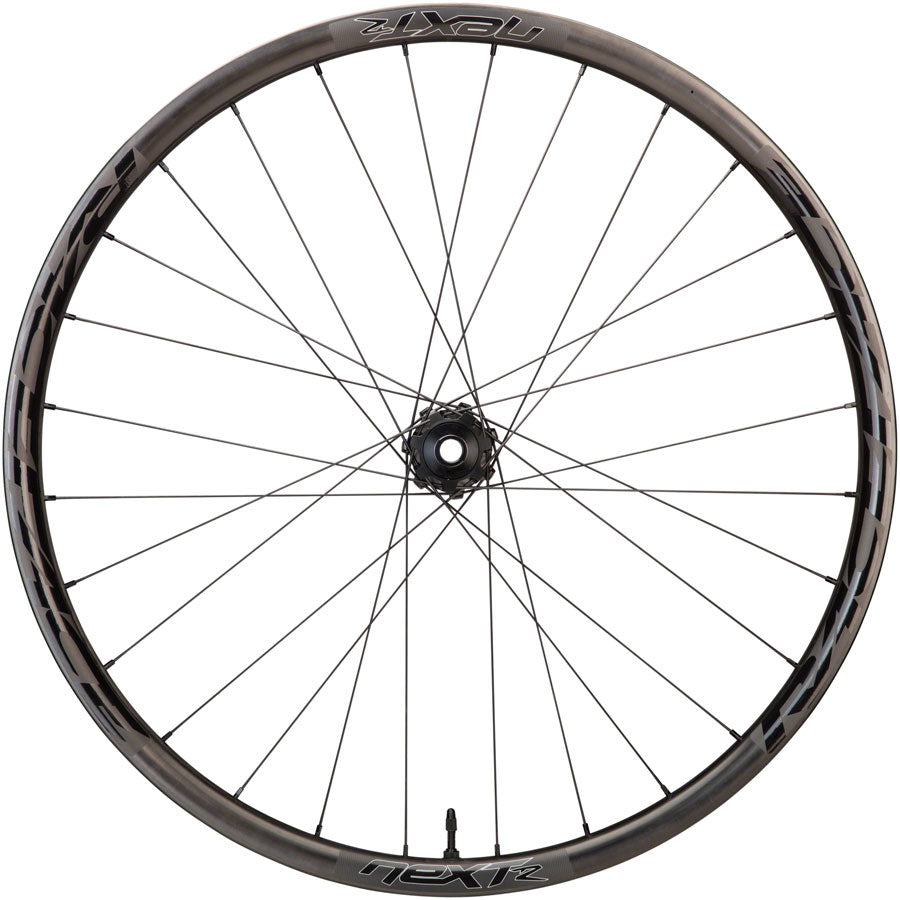 "RaceFace Next R31 Front Wheel: 29"", Carbon Rim, 15 x 110mm Thru Axle MPN: WH18NXRBST3129F UPC: 821973319650 Front Wheel Next R Front Wheel"