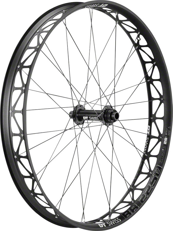 "DT Swiss BR2250 Big Ride Fat Bike 26"" 15x150mm Front Wheel MPN: WBR2250LCIXS012652 Front Wheel Big Ride Front Wheel"