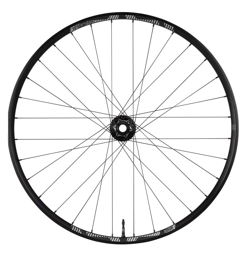 "e*thirteen by The Hive LG1+ Enduro Front Wheel - 27.5"" 15x110mm Boost, 6-Bolt MPN: WH4LPA-100 Front Wheel LG1+ Enduro Front Wheel"