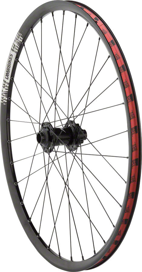 "DMR Pro Front Wheel - 26"", 20 x 110mm Boost, 6-Bolt, Black, Clincher MPN: DMR-W2F-26-K Front Wheel Pro Front Wheel"