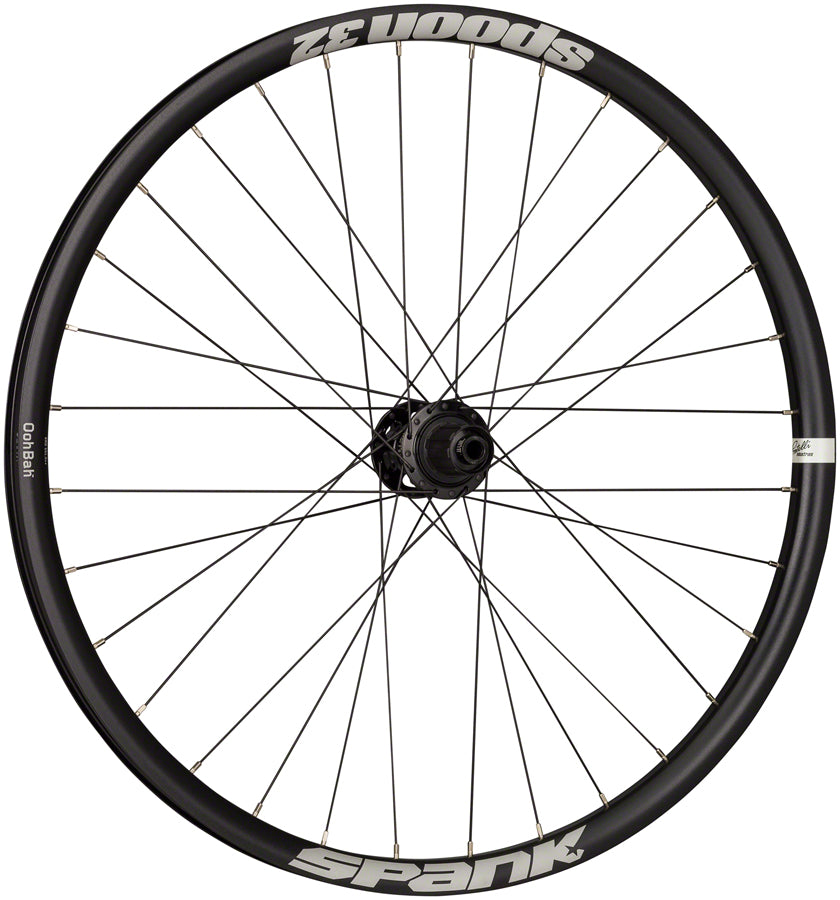 Spank Spoon 32 Rear Wheel - 26