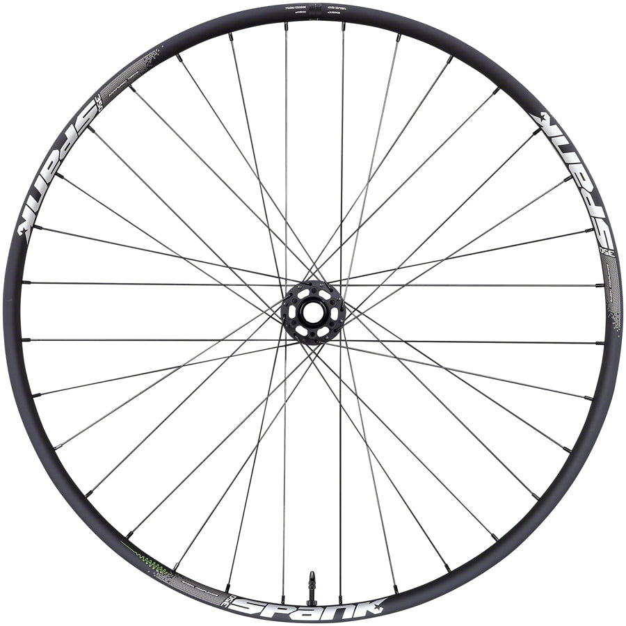 "Spank 350 Vibrocore Front Wheel - 29"", 15 x 110mm Boost, 6-Bolt, Black MPN: C090232F20J220A Front Wheel 350 Vibrocore Front Wheel"