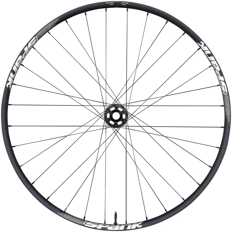 "Spank 350 Front Wheel - 29"", 15 x 110mm Boost, 6-Bolt, Black MPN: C090632F20J320A Front Wheel 350 Front Wheel"