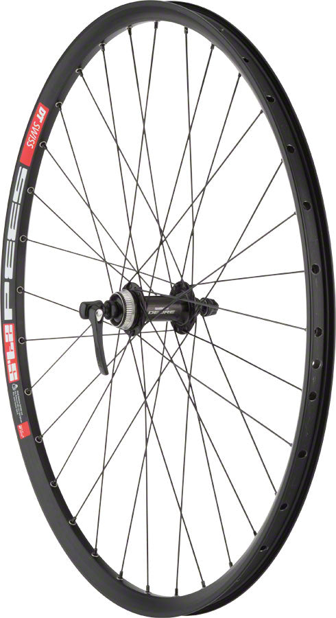 Quality Wheels Deore M610/DT 533d Front Wheel - 27.5
