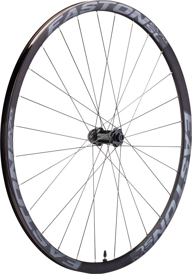 "Easton EA70 SL Disc Front Wheel - 29"", 12 x 100mm, Center-Lock, Black MPN: 8022539 UPC: 821973292519 Front Wheel EA70 SL Disc Front Wheel"