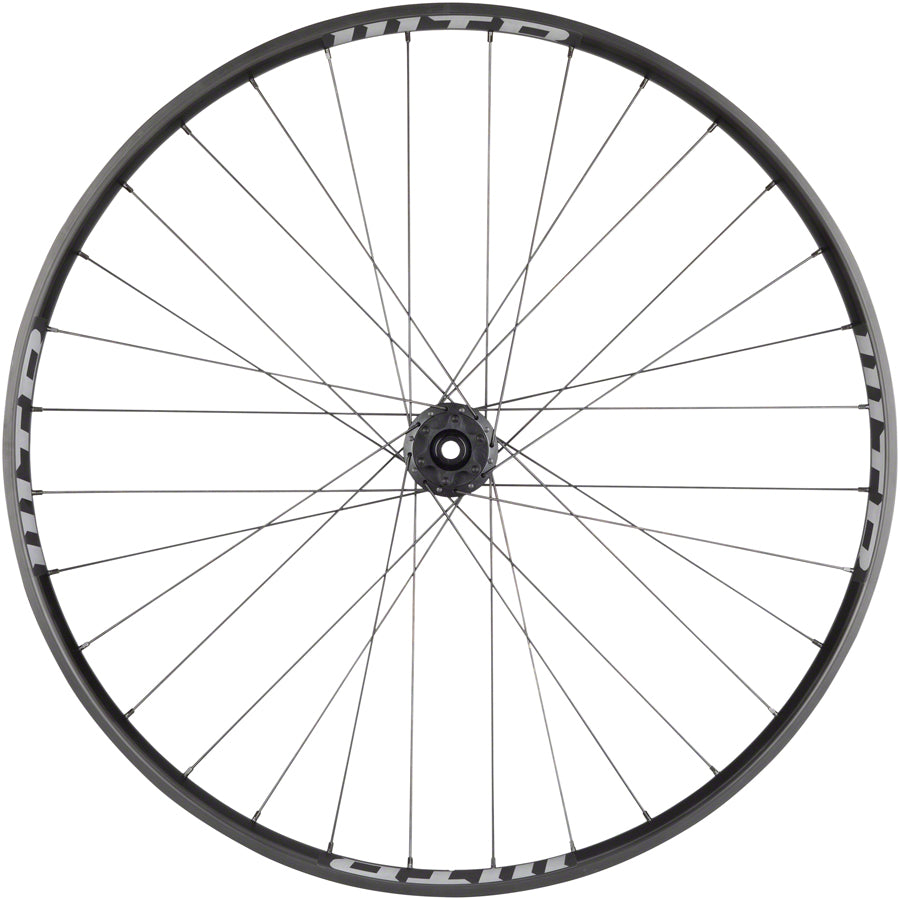 "Quality Wheels DT 370/WTB KOM i29 Rear Wheel - 29"", 12 x 148mm, 6-Bolt, XD, Black UPC: 708752331150 Rear Wheel DT 370/WTB KOM i29 Rear Wheel"