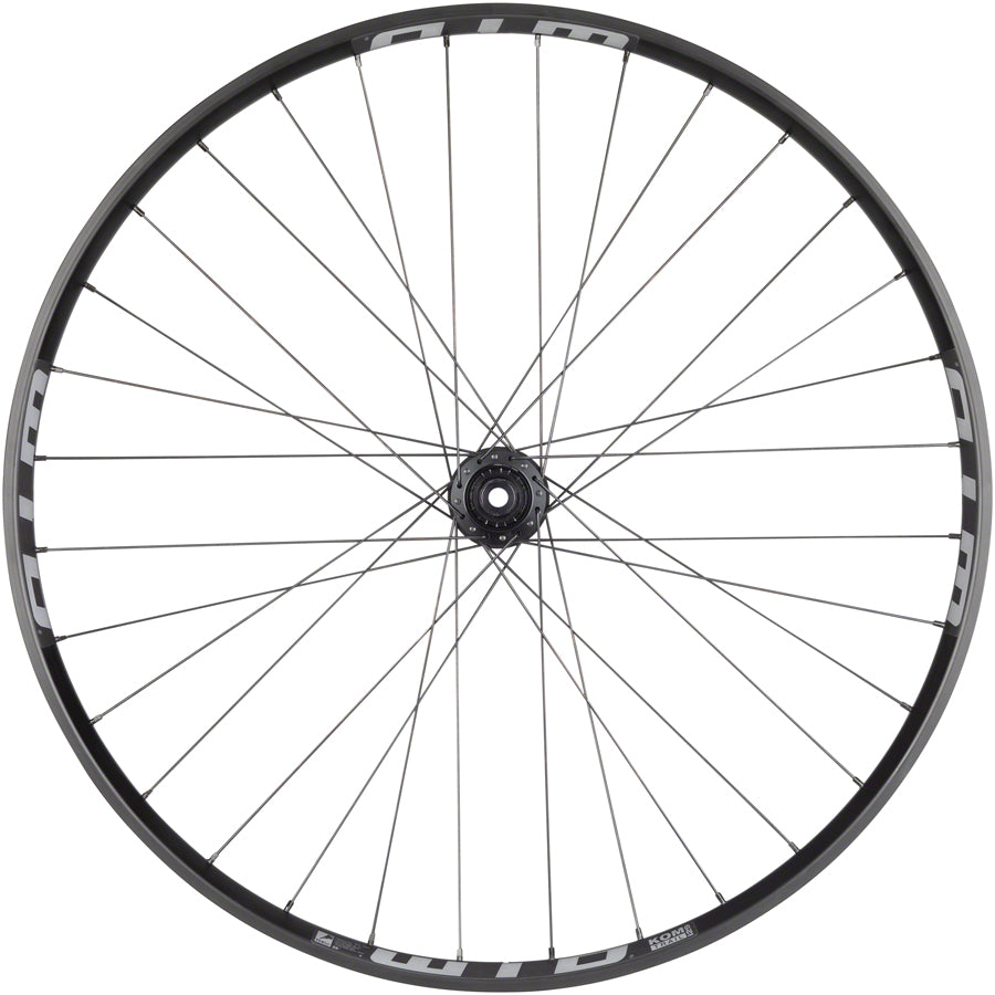"Quality Wheels DT 370/WTB KOM i29 Rear Wheel - 29"", 12 x 148mm, 6-Bolt, XD, Black - Rear Wheel - DT 370/WTB KOM i29 Rear Wheel"