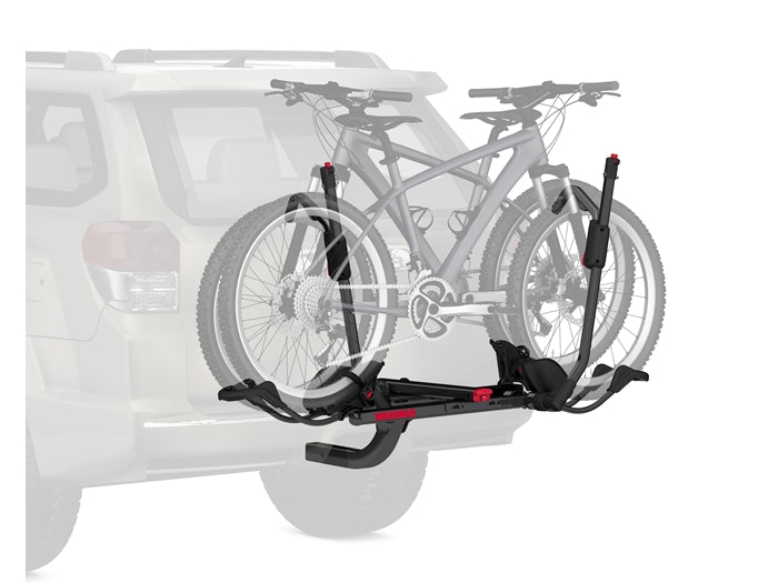 "Yakima HoldUp Hitch Bike Rack - 2-Bike, 2"" Receiver, Black MPN: 8002443 UPC: 736745024437 Hitch Bike Rack HoldUp Hitch Bike Rack"
