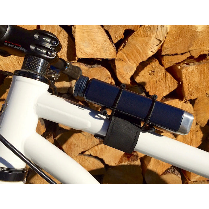 Backcountry Research Super 8 Top Tube Mount - Black - Tool Wrap - Super 8