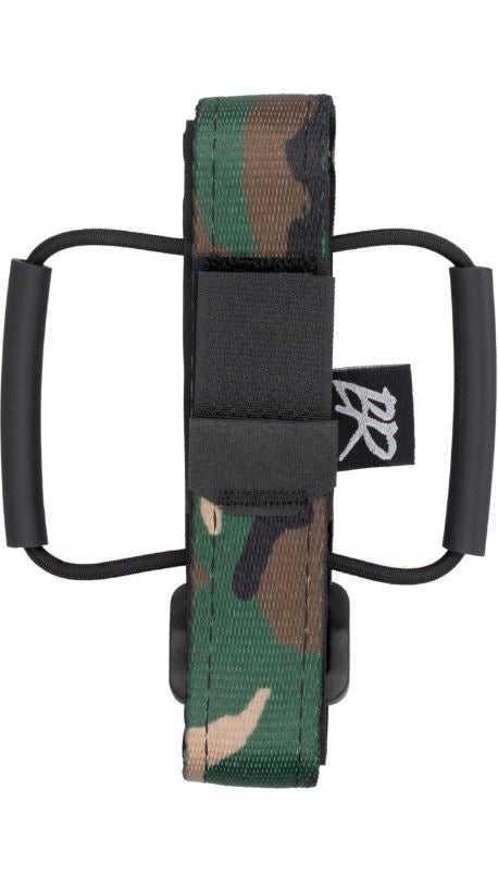 Backcountry Research mutherload Sangle Frame Mount-digital camo Dark